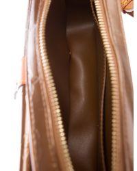 Louis Vuitton - Natural Vernis Christie Mm Bronze - Lyst