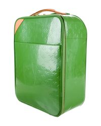 Louis Vuitton | Natural Vernis Pegase 45 Lime | Lyst