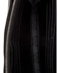 Proenza Schouler - Metallic Ps11 Continental Wallet Black - Lyst