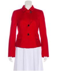 Akris Punto - Textured Wool Jacket - Lyst