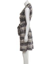 Chanel - Multicolor Lesage Tweed Dress - Lyst