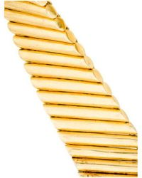 Maiyet - Metallic Empire Necklace Gold - Lyst