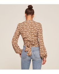 Reformation - Multicolor Toulouse Top - Lyst