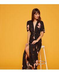 Reformation Multicolor Melanie Dress