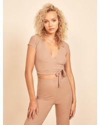 Reformation Natural Flora Two Piece