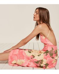 Reformation Multicolor Waverly Dress