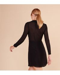 Reformation Natural Dickinson Dress