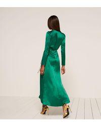 Reformation Multicolor Gabrielle Dress
