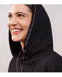 Reformation Black Virtue Sweatshirt
