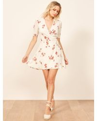 Reformation Multicolor Lucky Dress
