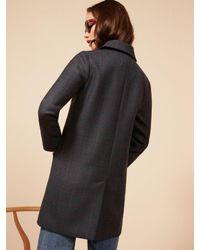 Reformation Multicolor Claudette Coat