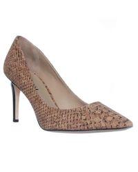 Via Spiga | Natural Carola Classic Pump Heels | Lyst
