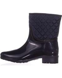 Tommy Hilfiger - Blue Freza Mid-cafl Rain Boots - Lyst
