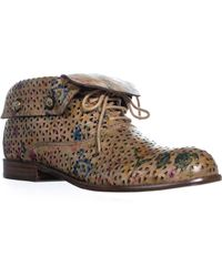 Patricia Nash - Brown Sabrina Ankle Boots - Lyst