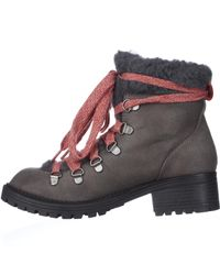 Madden Girl Multicolor Bunt Winter Boots