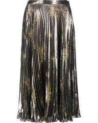 SUNO | Multicolor Pleated Skirt | Lyst