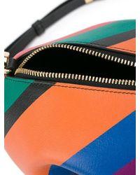 Loewe Multicolor Elephant Crossbody Bag