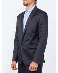 DSquared² Blue Slim Fit Suit for men
