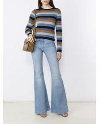 Valentino - Multicolor Calfskin Leather Shoulder Bag - Lyst