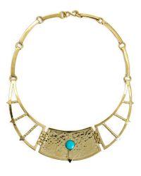 Pamela Love   Metallic 'frida' Necklace   Lyst