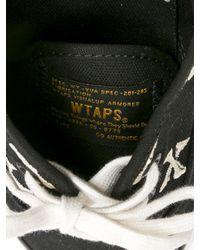 Vans Black X Wtaps Og Authentic Low Tops
