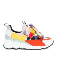 Pierre Hardy Multicolor Lhd X Trek Comet Sneakers