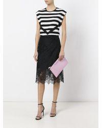 Givenchy - Pink 'antigona' Pouch - Lyst