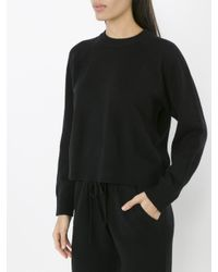 T By Alexander Wang Multicolor Loose Style Jumper