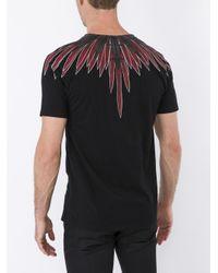 Marcelo Burlon Black Teodoro T-shirt for men