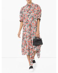 Marni - Multicolor Floral Print Dress - Lyst
