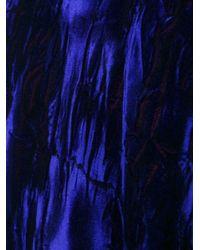 Haider Ackermann Blue Bomber Jacket for men
