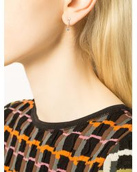 Anita Ko - Multicolor Emma Dangling Stud Earrings - Lyst