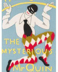 Olympia Le-Tan Multicolor Mysterious Mr Quin Bag