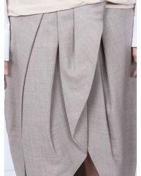 Jacquemus Multicolor Panelled Wrap Dress