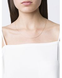Aurelie Bidermann - Multicolor Chain Necklace - Lyst