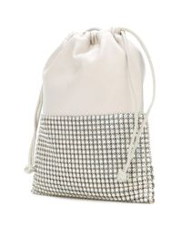 Alexander Wang - Multicolor Ryan Mini Rhinestone Dustbag - Lyst
