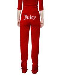 Vetements - Red X Juicy Track Pants - Lyst