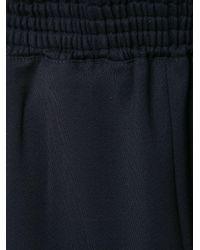 Y. Project - Blue Wide Leg Pants for Men - Lyst