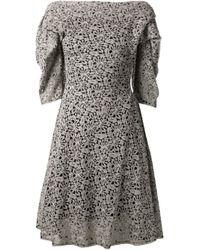 Vivienne Westwood Gold Label - Gray Vice Versa Dress - Lyst