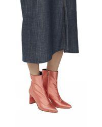 Tibi Multicolor Alexis Boots