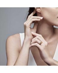 Tiffany & Co. | Metallic Tiffany Woven™ Ring | Lyst