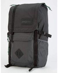 Jansport - Gray Hatchet Backpack for Men - Lyst