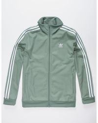 Adidas Green Bb Track Top for men
