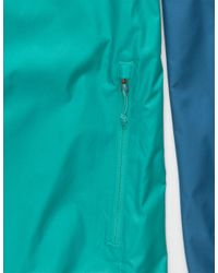The North Face Green Cyclone 2 Mens Windbreaker Jacket for men