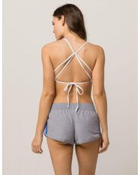 Rip Curl - Gray New Wave Womens Boardshorts - Lyst