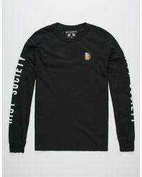 Riot Society | Black Beer Stein Mens T-Shirt for Men | Lyst