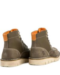 Timberland Green Westmore Boot for men