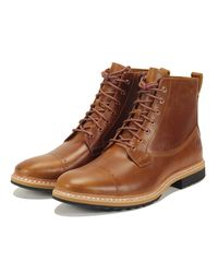 Timberland West Haven Side-zip Brown Boot for men