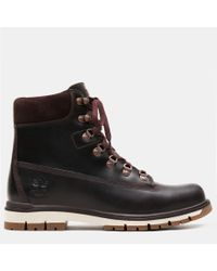 6-inch Boot Radford D-rings Timberland pour homme en coloris Brown