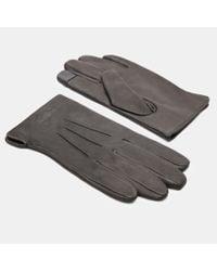 Gants Élégants Casual Timberland pour homme en coloris Black